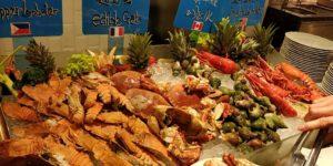 seafood buffet macau