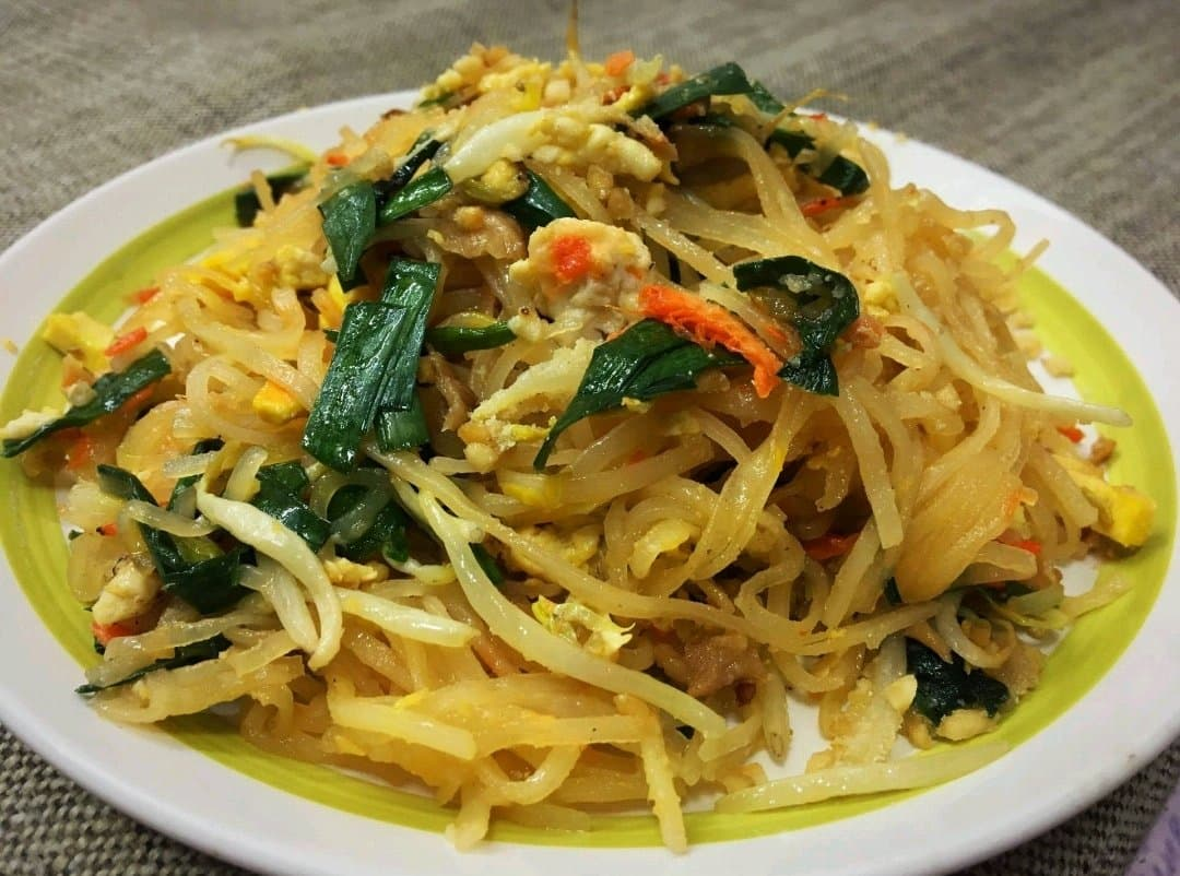 (Recipe) How to make Pad Thai noodles in an easy way