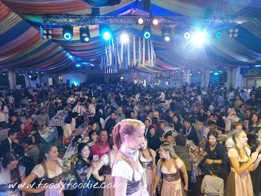 (Macau) Oktoberfest at MGM Cotai
