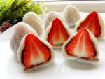 (Recipe) How to make Strawberry Mochi (Strawberry Daifuku)  – Japanese dessert