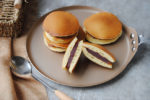 (Recipe) How to make purple sweet potato dorayaki
