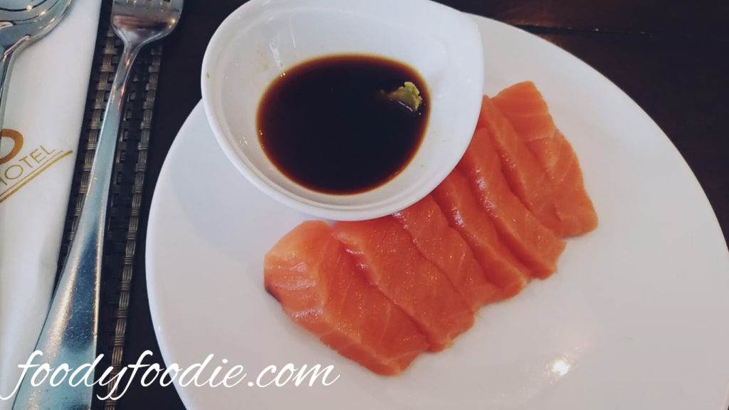 salmon seafood buffet restaurant bangkok