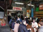 (Macau) Han Kee hand beating coffee and Lord Stow's Bakery Portuguese Egg tart in Macau
