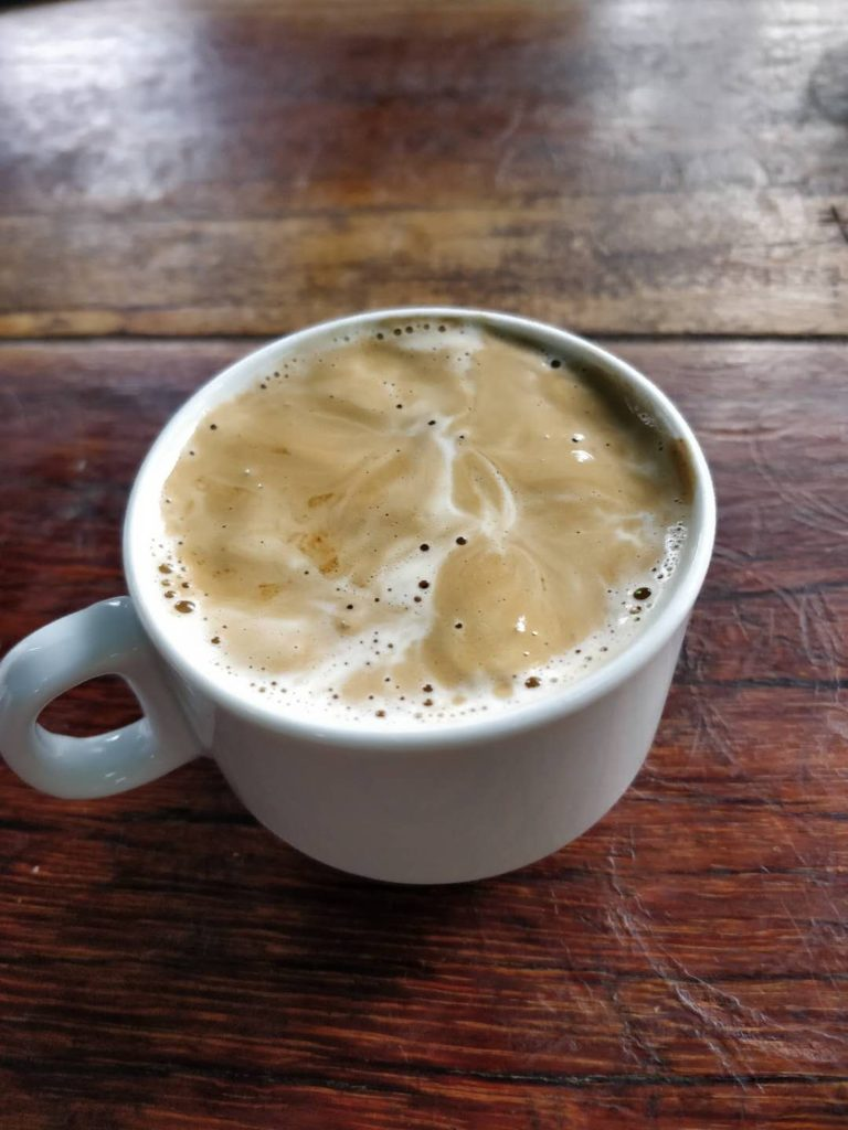 han kee coffee macau 手打咖啡
