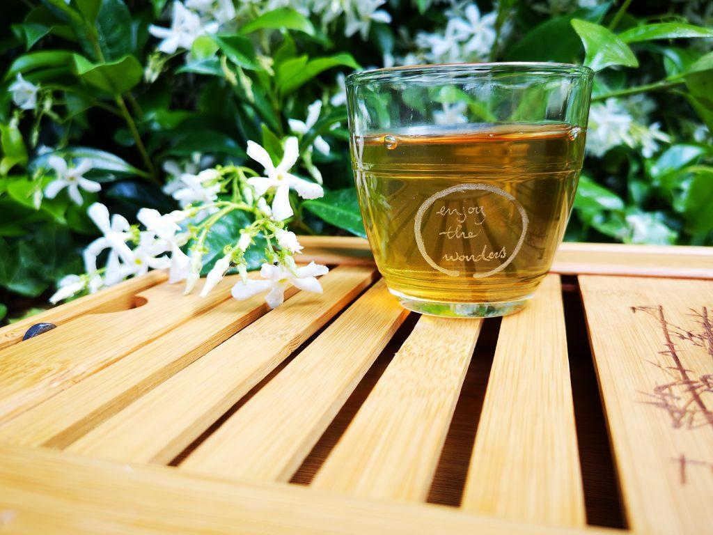 Healthy Snacks Green tea