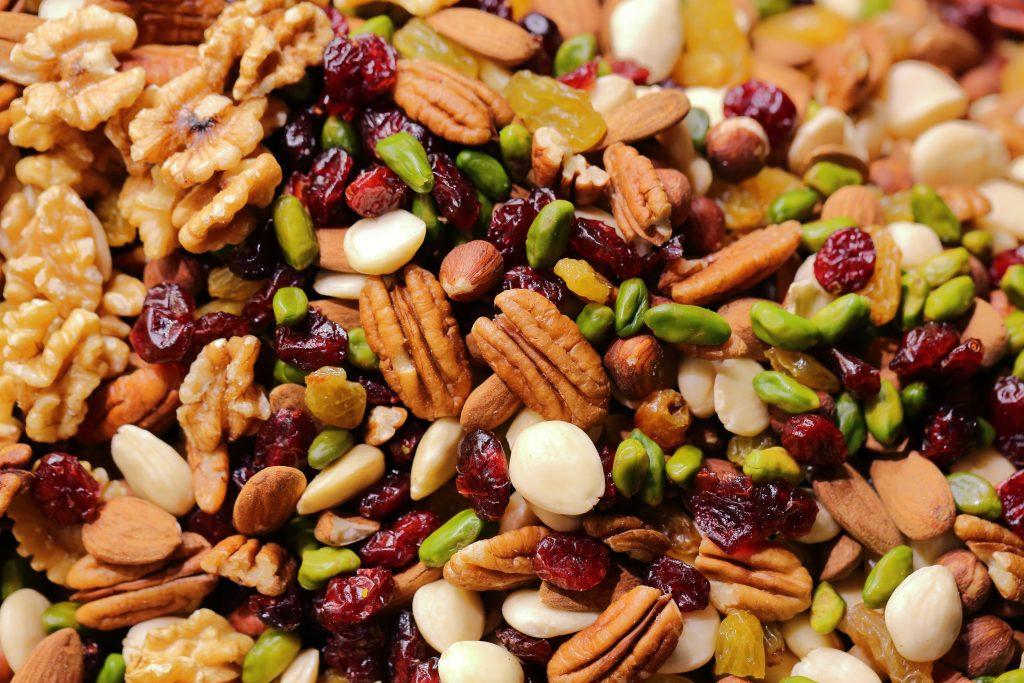 Healthy Snacks Mixed nuts