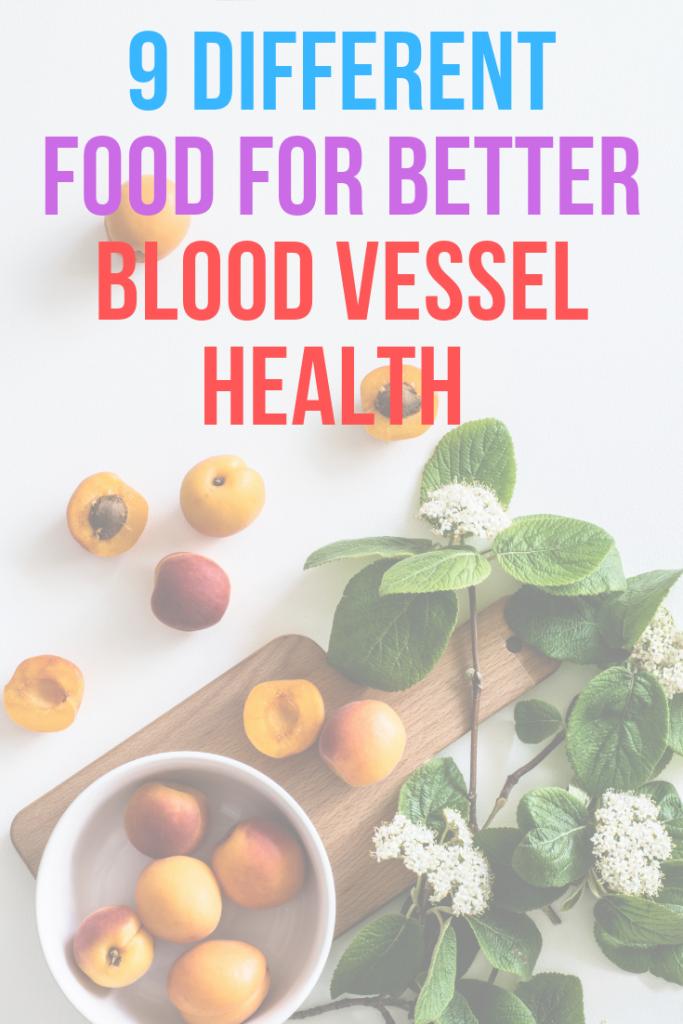 food for better blood vessel health