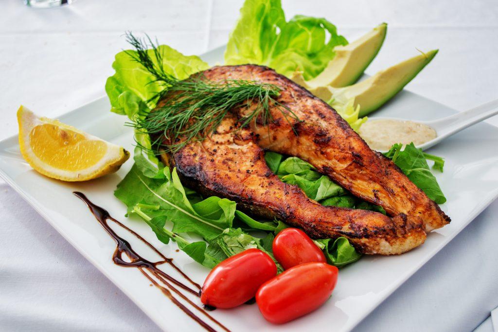 fish blood vessel health