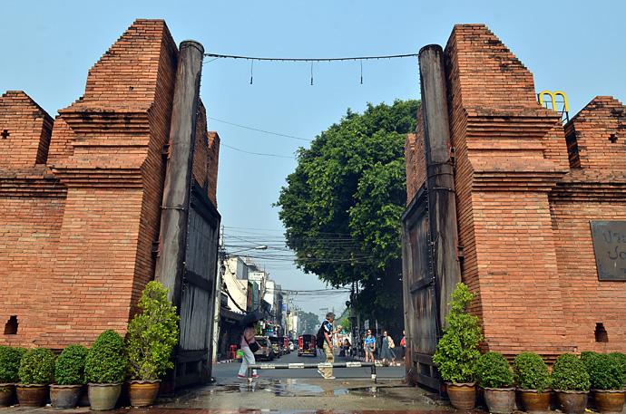 The Tapae Gate - Chiang Mai