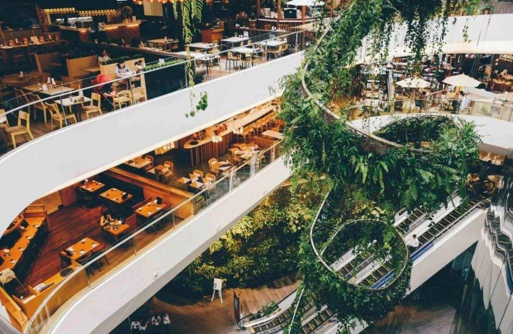 Best Malls in Bangkok Emquartier 1