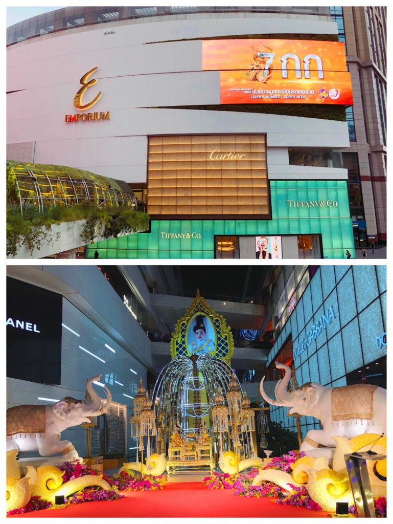 Best Malls in Bangkok Emquartier