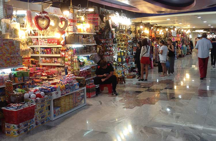 Best Malls in Bangkok MBK