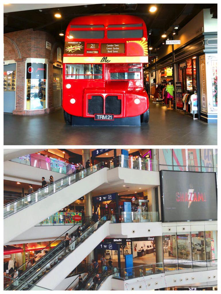 Best Malls in Bangkok Terminal 21