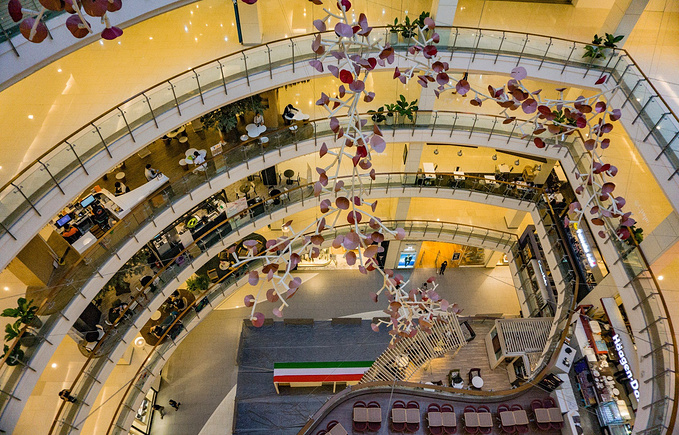 Best Malls in Bangkok central world 1