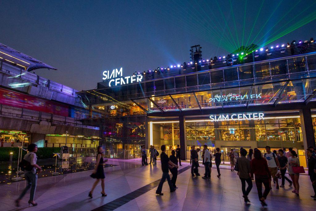 Best Malls in Bangkok siam center 1
