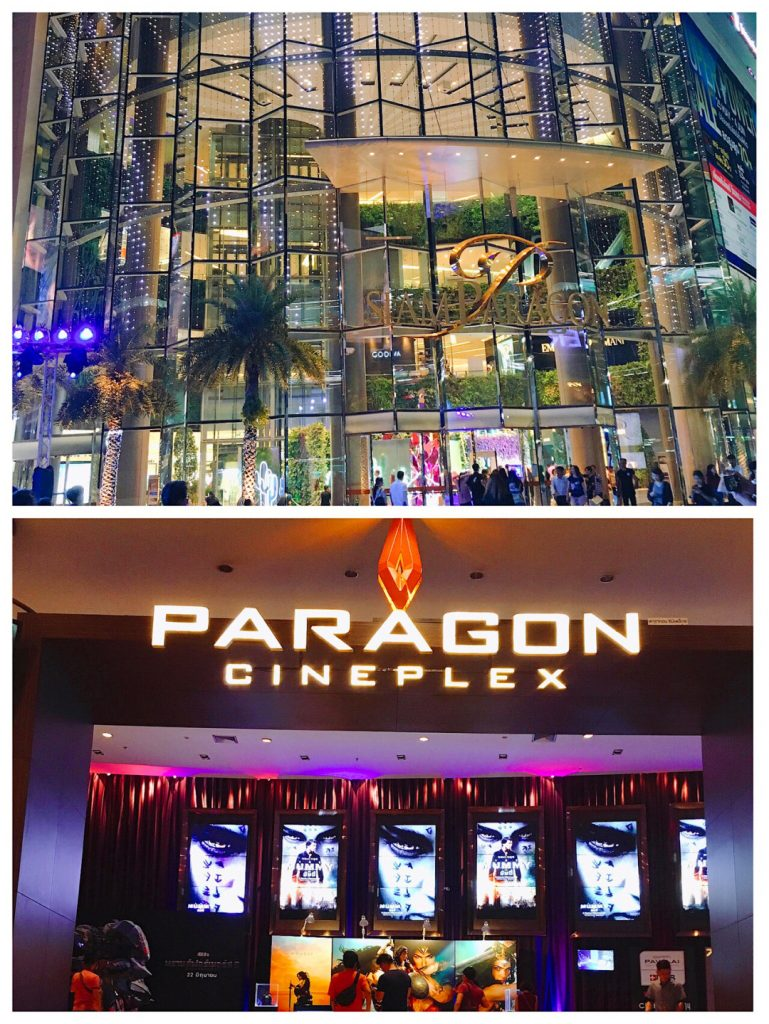 Best Malls in Bangkok siam paragon